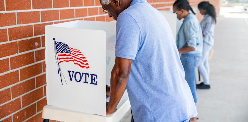 The ACLU sent a letter to a southwest Georgia county election board warning that its proposed closure of seven polling places was discriminatory against black voters. (Photo: adamkaz via Getty Images)