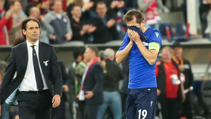Lazio 'crumbled' - Lulic slams side after dramatic Europa League exit