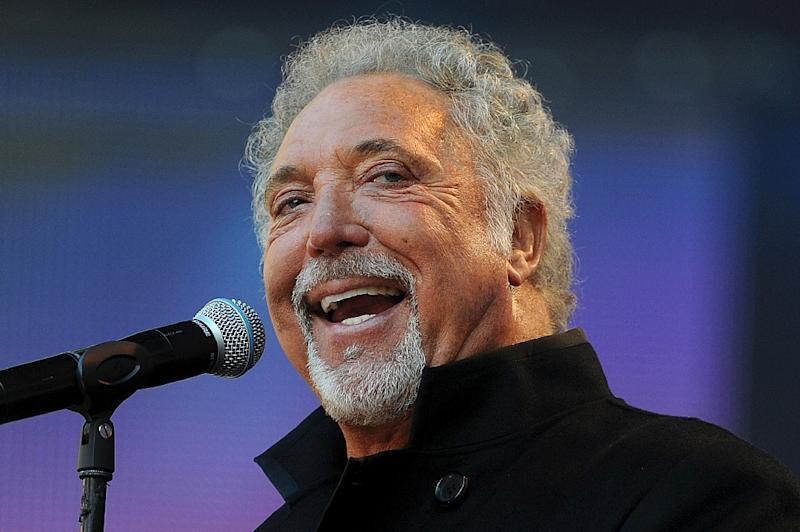 Crooner Tom Jones is often thought to have black heritage for his booming baritone voice, tight curly hair and olive complexion