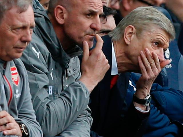 Arsene Wenger is yet publicly announce whether he will stay or leave: Getty