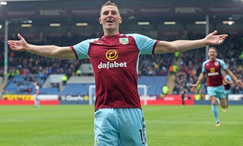Leeds looking forward to cup reunion with Burnley's Chris Wood