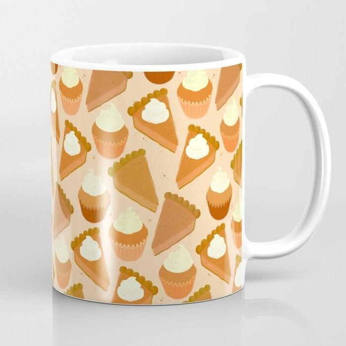 <p>Save this <span>Pumpkin Spice and Everything Nice Coffee Mug</span> ($14, originally $17) for Thanksgiving dinner, or bring it to the next friendsgiving gathering. Complete your gift with a delicious pumpkin spice.</p>