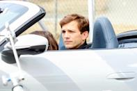 <p>Ashton Kutcher films scenes for the new Netflix romantic comedy<em> Your Place or Mine</em> on Oct. 11 in L.A.</p>