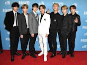 """<p>On <strong>Forbes</strong>'s list of the world's highest paid celebrities, <a href=""""https://www.forbes.com/celebrities/list/#tab:overall"""" class=""""link rapid-noclick-resp"""" rel=""""nofollow noopener"""" target=""""_blank"""" data-ylk=""""slk:BTS ranks No. 43"""">BTS ranks No. 43</a>, which has them tied with incredibly famous celebrities <a class=""""link rapid-noclick-resp"""" href=""""https://www.popsugar.com/Bradley-Cooper"""" rel=""""nofollow noopener"""" target=""""_blank"""" data-ylk=""""slk:Bradley Cooper"""">Bradley Cooper</a>, Pink, and <a class=""""link rapid-noclick-resp"""" href=""""https://www.popsugar.com/Adam-Sandler"""" rel=""""nofollow noopener"""" target=""""_blank"""" data-ylk=""""slk:Adam Sandler"""">Adam Sandler</a>. They're the first Korean act to ever rank so high on the list. </p>"""