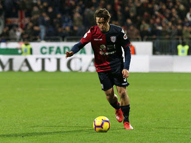 Serie A: Cagliari players miss flight to Milan after farmers locked them in training ground over milk prices' protest