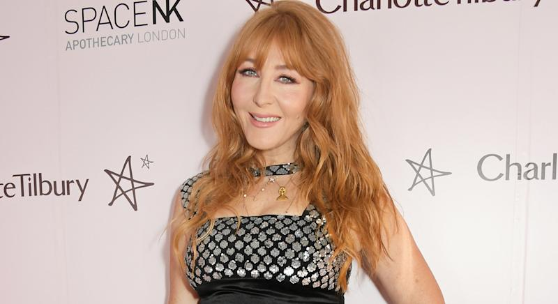 Charlotte Tilbury has expanded her popular Pillow Talk range to include two new Lip & Cheek Glow. (Getty Images)