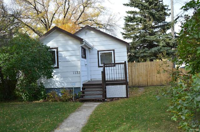 <p>No. 7: <span>1133 Ave. F North</span><br> Saskatoon, Sask.<br> $149,900<br> 392 square feet<br> (Point2Homes) </p>