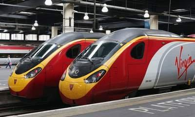 Virgin Trains To Boost West Coast Mainline