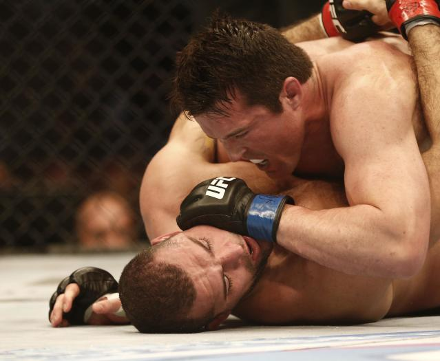 Chael Sonnen's failed drug tests, wrestling antics taint MMA legacy