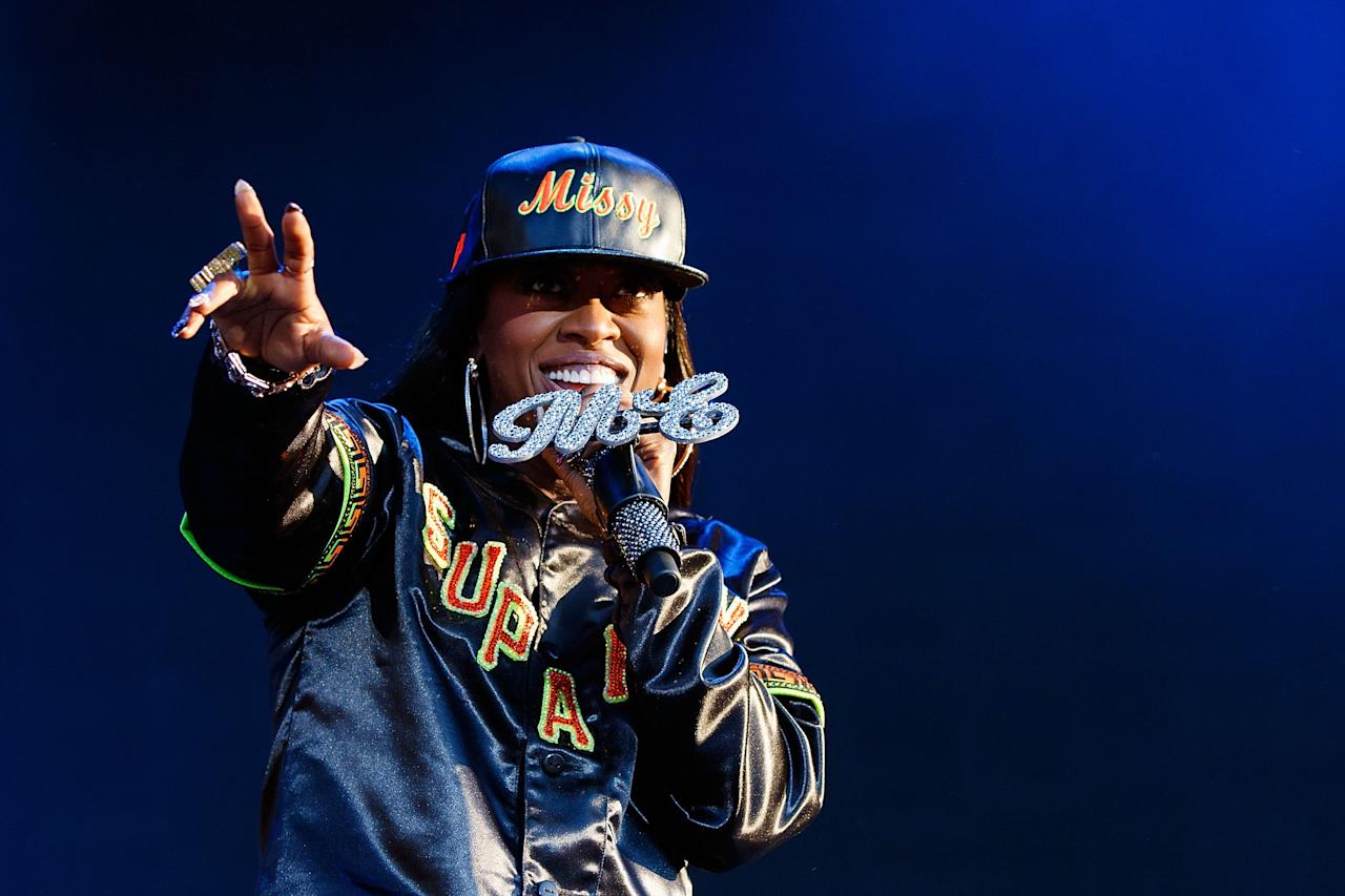 "<p>2019 has been a monumental year for Missy Elliott. After getting inducted into the <a href=""https://www.songhall.org/"" target=""_blank"">Songwriter's Hall of Fame</a>, the 48-year-old music legend has been featured on the <a href=""https://www.youtube.com/watch?v=Srq1FqFPwj0"" target=""_blank"">Lizzo track ""Tempo""</a> and just released a new EP,  <em><a href=""https://music.apple.com/us/album/iconology-ep/1476863458"" target=""_blank"">Iconology</a></em>, featuring five new songs. Oh, and she's gearing up to be honored with the <a href=""https://www.rollingstone.com/music/music-news/missy-elliott-video-vanguard-award-mtv-vma-869653/"" target=""_blank"">Video Vanguard Award</a> at the 2019 MTV Video Music Awards. Beloved by all, Elliott made a name for herself in the '90s and early aughts, creating music that young Black women could relate to. And while we'll always love her mega-hits like ""Work It"" and ""Get Ur Freak On,"" new songs off<em> Iconology</em> like ""Throw It Back"" keep us dancing.  ""Let's #ThrowItBack to a time when music just felt good and made us want to dance,"" Elliott said on <a href=""https://twitter.com/MissyElliott/status/1164598410042904576?ref_src=twsrc%5Egoogle%7Ctwcamp%5Eserp%7Ctwgr%5Etweet"" target=""_blank"">Twitter</a>. In honor of that, here are 12 of her greatest songs, ranked. </p>"