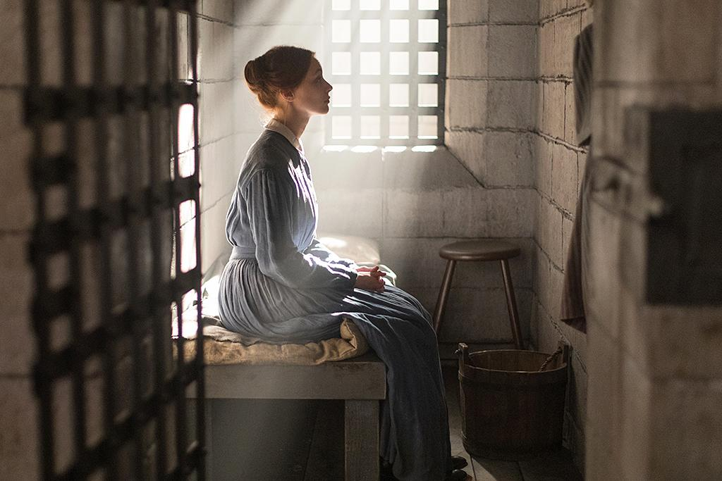 <p>Sarah Gadon as Grace Marks in Netflix's <i>Alias Grace</i>.<br /><br />(Photo: Sabrina Lantos/Netflix) </p>