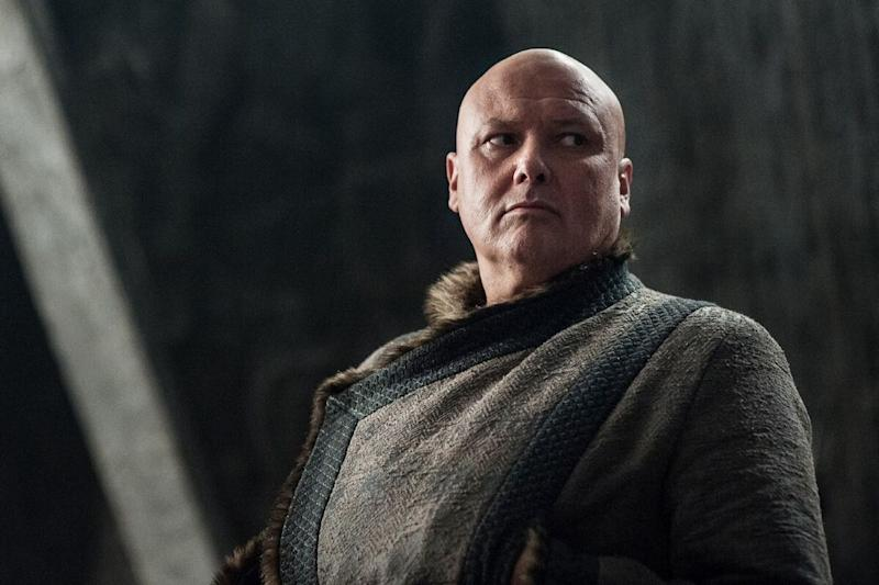 Conleth Hill as Varys in Game of Thrones (Credit: HBO)