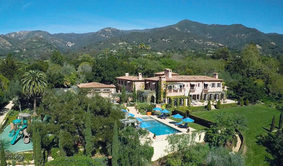 Photo credit: La residenza di Montecito