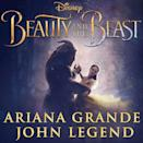<p>The star joined John Legend in singing the title track for 2017's live-action <em>Beauty and the Beast film</em>, starring Emma Watson.</p>