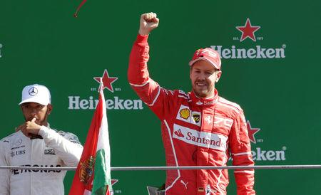 Vettel plays down being favourite for Spanish GP