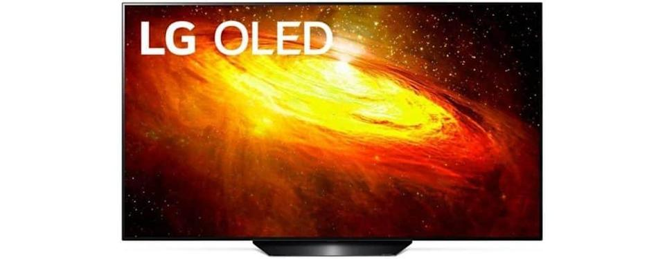 LG BX Series 55″ 4K UHD Smart OLED TV with AI ThinQ (2020 Model)