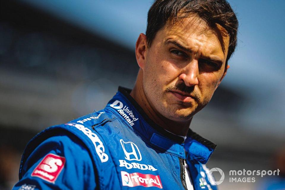 "#6: Graham Rahal (Tabelle: P6)<span class=""copyright"">Barry Cantrell / Motorsport Images</span>"
