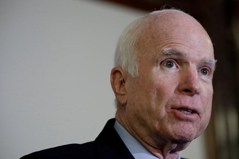 White House 'Irritated That John McCain Is Not Dying Of Cancer,' Ana Navarro says