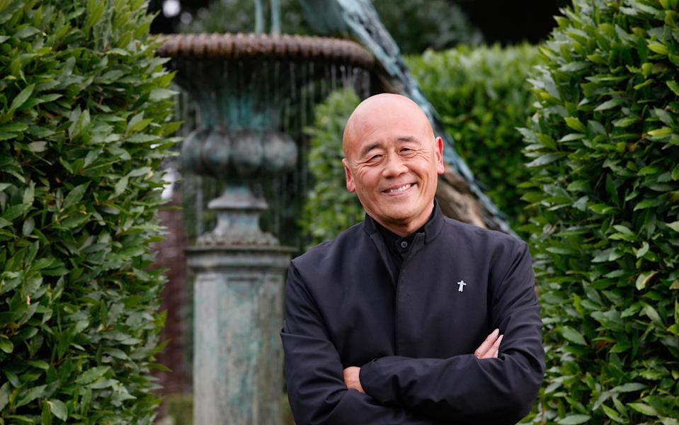A trip through Europe was formative for a young Ken Hom - ANDREW CROWLEY