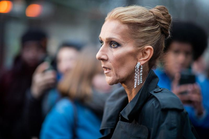 Céline defended her size after images from earlier this year sparked criticism. Photo: Getty Images