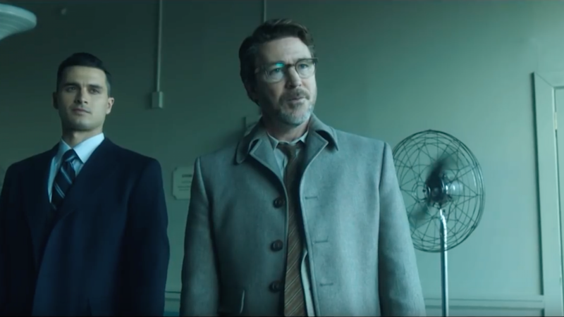 'Game of Thrones' Star Aidan Gillen Hunts UFOs in New Series 'Project Blue Book' -- Watch the Trailer!