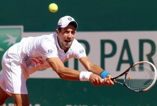 Novak Djokovic has played in Monte Carlo despite the death of his grandfather in Serbia this week