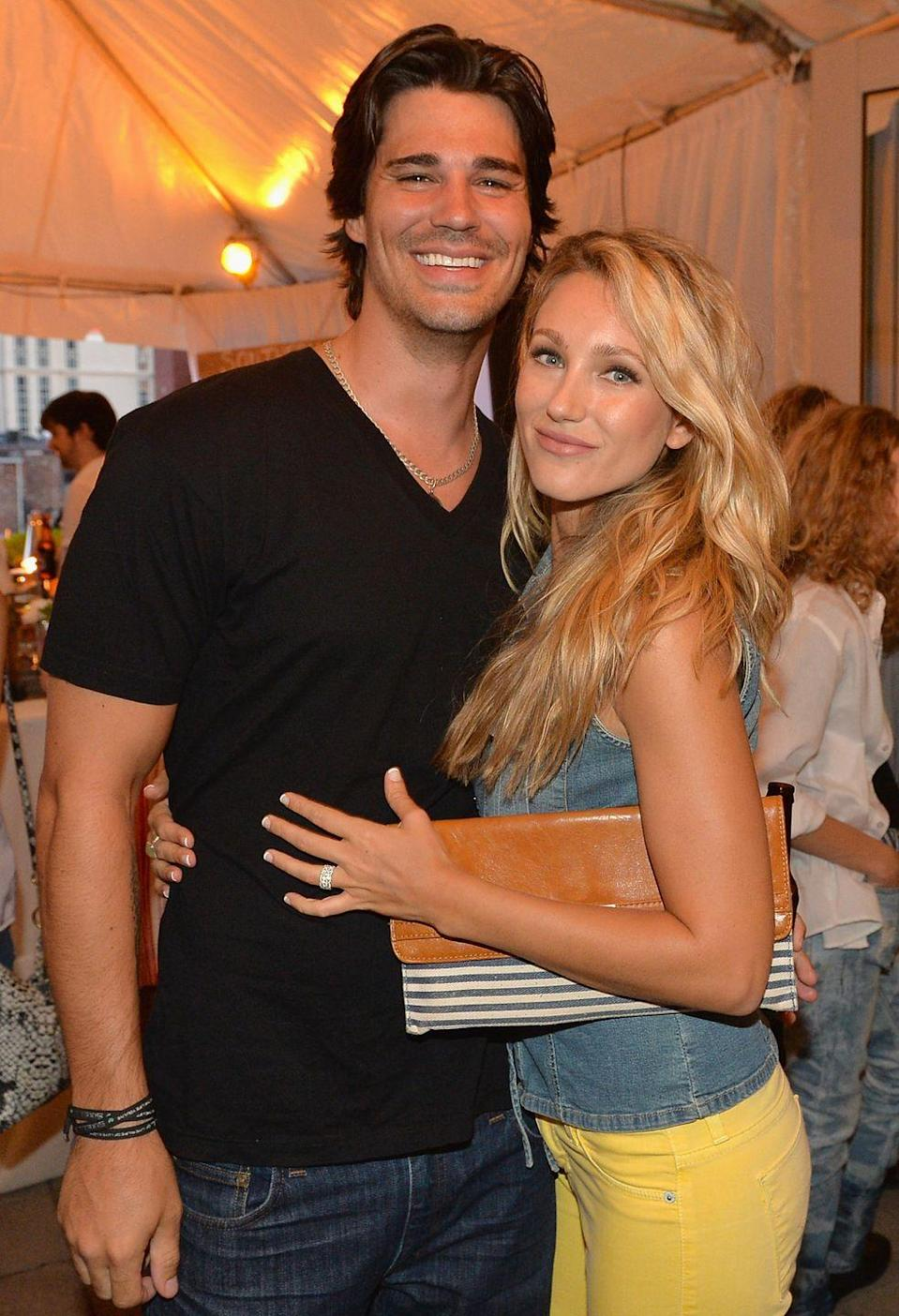 <p>Whitney Duncan and Keith Tollefson met on <em>Survivor: South Pacific</em> in 2011 and continued their romance after returning home. They decided to try reality TV a second time, appearing on <em>The Amazing Race </em>during their engagement. They got married shortly afterwards in 2014. </p>
