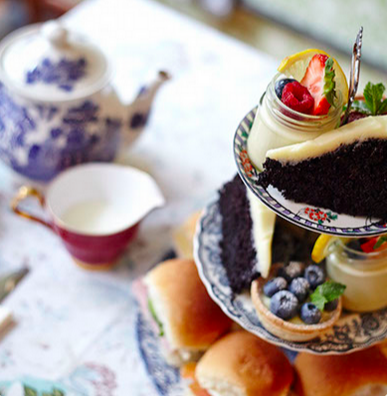 "<p>With a name like Sugar Junction, you know you're in the right place to indulge your sweet tooth. This perfectly pretty tea shop does afternoon tea in the most delightful way, for £15.95 per person. </p><p><b><a rel=""nofollow noopener"" href=""http://www.sugarjunction.co.uk/index.html"" target=""_blank"" data-ylk=""slk:Sugarjunction.co.uk"" class=""link rapid-noclick-resp"">Sugarjunction.co.uk</a></b></p>"