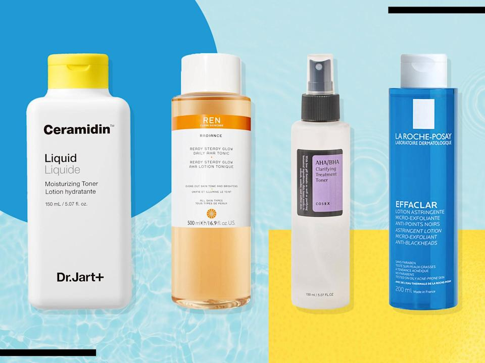 <p>These also tackle the side-effects of oiliness such as enlarged pores and hyperpigmentation </p> (iStock/The Independent )