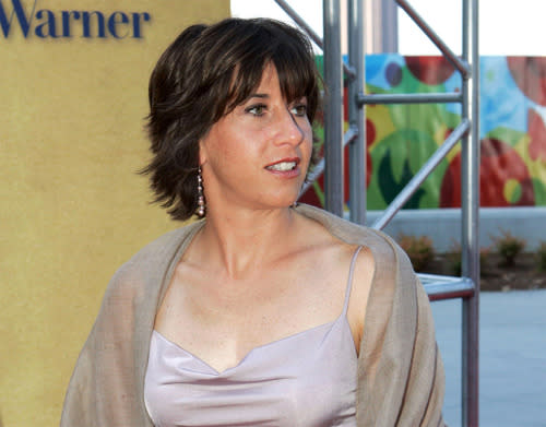 <p>The 48-year-old producer and cinematographer has followed in her dad's footsteps more than in her Oscar-winning mother's. (Photo by Ben Rose/WireImage) </p>