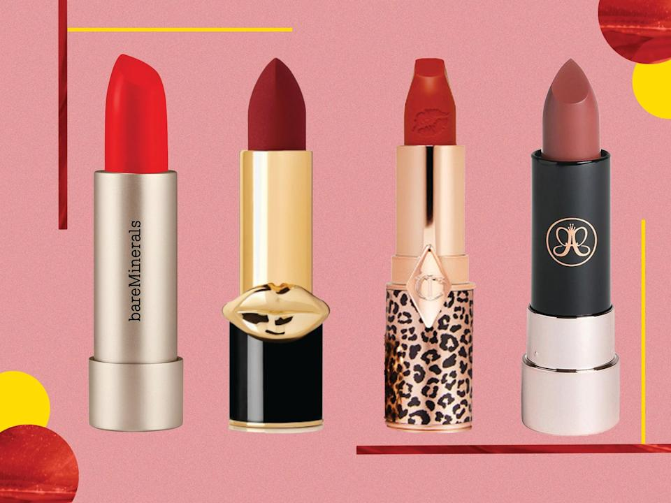 We rosied up our pouts to curate our definitive list of favourite crimson shades (indybest)