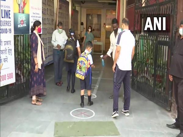 Visuals from City Montessori School, Station Road Campus in Lucknow