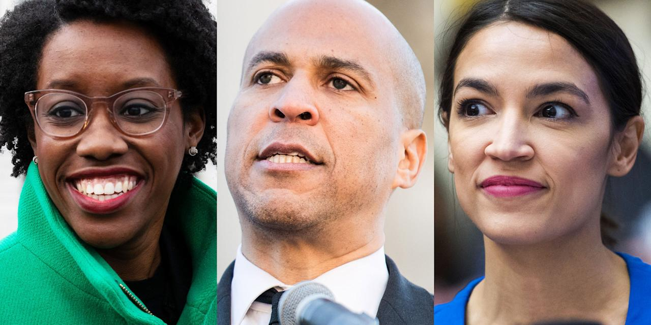 """<p>At first glance, <a href=""""https://www.marieclaire.com/midterms-2018-guide/"""" target=""""_blank"""">the midterm elections</a> back in November seemed a bit defeating—major gun-control advocates like Andrew Gillum, Stacey Abrams, and Beto O'Rourke lost their gubernatorial races, and Republicans kept control of the U.S. Senate. But change happens in inches, not feet, and our country has still taken a major political step—specifically in the fight for <a href=""""https://act.everytown.org/sign/support-gun-laws-that-save-lives-mj/?"""" target=""""_blank"""">common-sense gun laws</a>. </p><p>The Democrats won the majority in the U.S. House of Representatives (that now <a href=""""https://abcnews.go.com/Politics/100-women-elected-us-house-historic-election/story?id=59019553"""" target=""""_blank"""">includes more than 100 women</a>), which means there will be a strong push for gun control legislation allowing Americans to freely go to a bar, a concert, a movie theater, a classroom, a place of worship, a yoga studio, etc., without the fear of being shot. Electing these gun control advocates—many who have experienced gun violence firsthand—was the first step. Now it's time to push them to introduce new legislation on both the state and federal level. </p><p>Ahead, a quick and easy guide to legislators who believe in common-sense gun reform, and how to support them. </p><p><em>Editor's note: This post includes a sampling of pro-gun control lawmakers throughout the country <em>currently in an elected position </em>and will continue to be updated.</em></p>"""