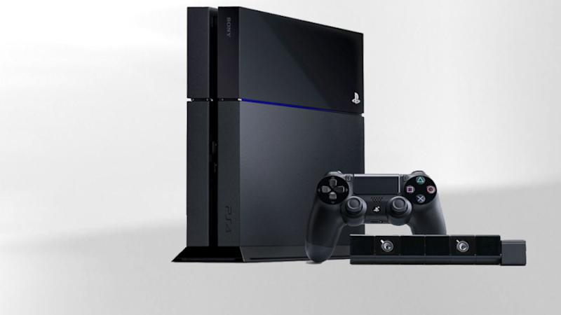 Sony PlayStation 4 in Stores Today