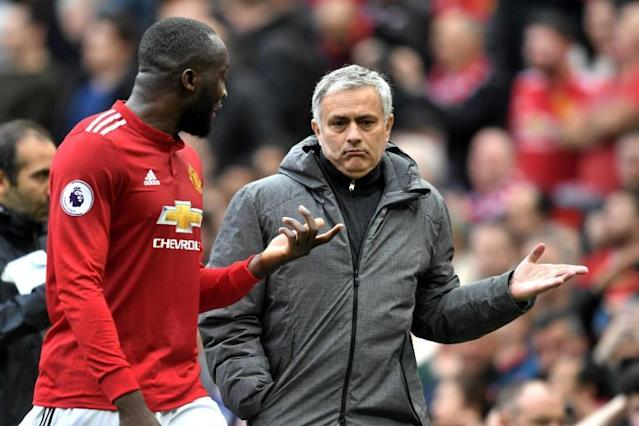 Manchester United boss Jose Mourinho says Romelu Lukaku knew he could dominate Liverpool's Dejan Lovren