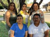 Grandfather deported hours before Biden's freeze that spares others