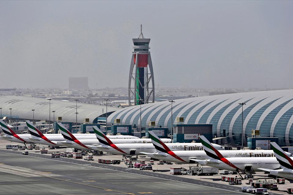 Dubai Emirates (Copyright 2017 The Associated Press. All rights reserved.)