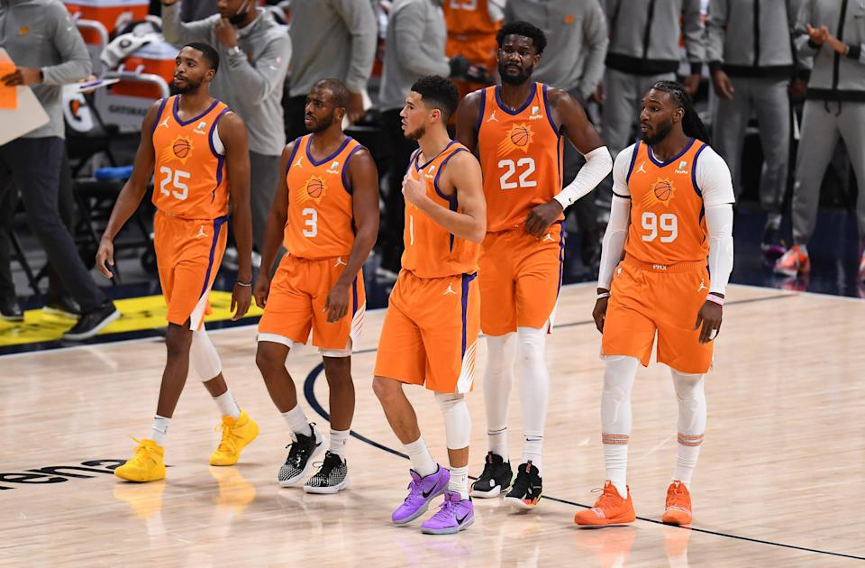 The Suns were expected to compete for a playoffs spot after their play in the NBA bubble last season. But few observers thought they would take such a large leap forward.