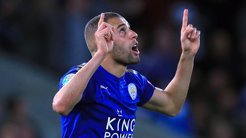 Rodgers warns Villa that Slimani loan deal is likely to be 'too complicated'