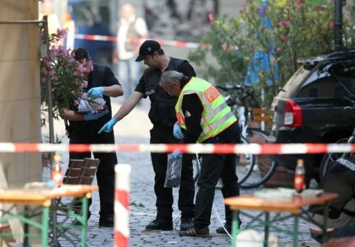 Syrian suicide bomber in Germany 'pledged allegiance' to IS group