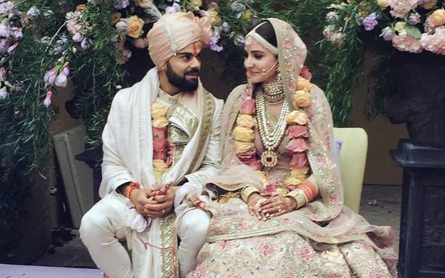 <p>Virat Kohli and Anushka Sharma are currently collectively endorsing around 28 brands. </p>