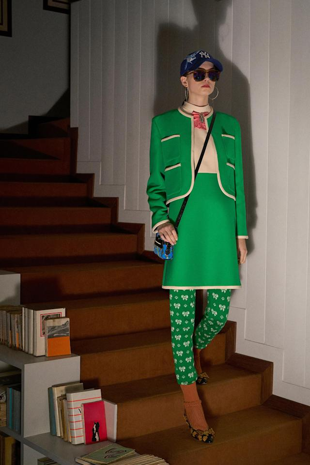 Photo credit: Photo by Peter Schlesinger/Courtesy of Gucci