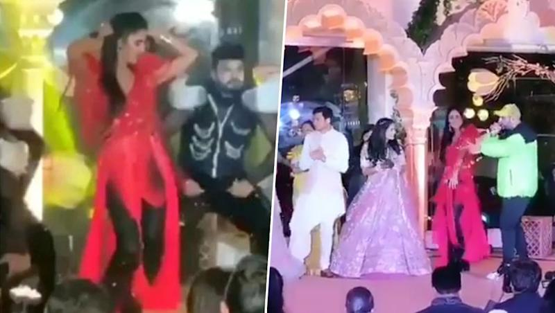 Katrina Kaif, Badshah, Kailash Kher Amongst Many Others Perform at Rs 200-Crore Extravagant Indian Wedding in Auli, Uttarakhand