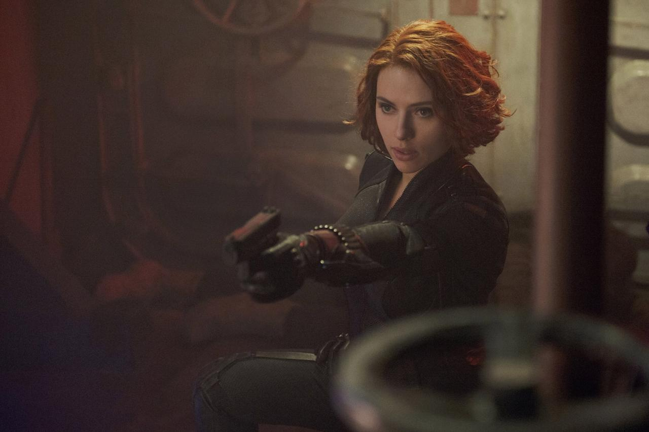 """<p>The stand-alone film about Black Widow will <a href=""""https://www.popsugar.com/entertainment/Black-Widow-Movie-Details-44492161"""" class=""""ga-track"""" data-ga-category=""""Related"""" data-ga-label=""""https://www.popsugar.com/entertainment/Black-Widow-Movie-Details-44492161"""" data-ga-action=""""In-Line Links"""">take place before the first <b>Avengers</b> movie</a>, so we'll see a bit of the spy-turned-heroine's <a href=""""https://www.popsugar.com/entertainment/Black-Widow-Movie-Cast-45994988"""" class=""""ga-track"""" data-ga-category=""""Related"""" data-ga-label=""""https://www.popsugar.com/entertainment/Black-Widow-Movie-Cast-45994988"""" data-ga-action=""""In-Line Links"""">origin story</a> and how she joined forces with Nick Fury and S.H.I.E.L.D. The movie is set to drop on May 1, 2020.</p>"""