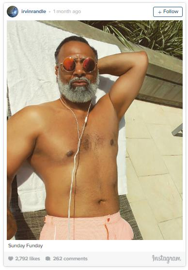 This Hot Grandad Is Breaking The Internet