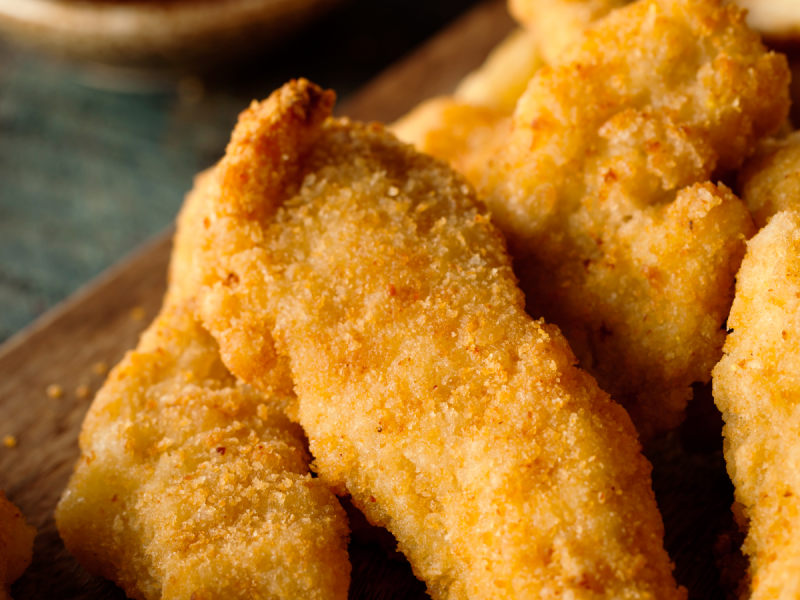 A Million Pounds Of Contaminated Chicken Recalled