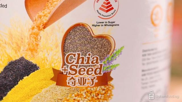 Chia seeds benefit