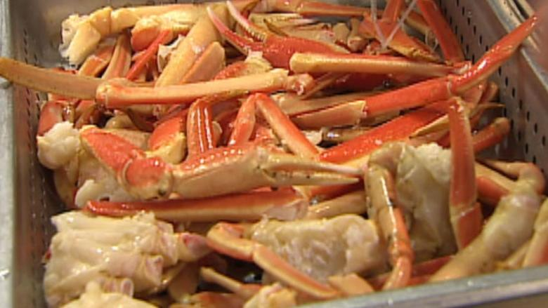 Latest DFO estimate of crab stocks a mixed bag for fishery
