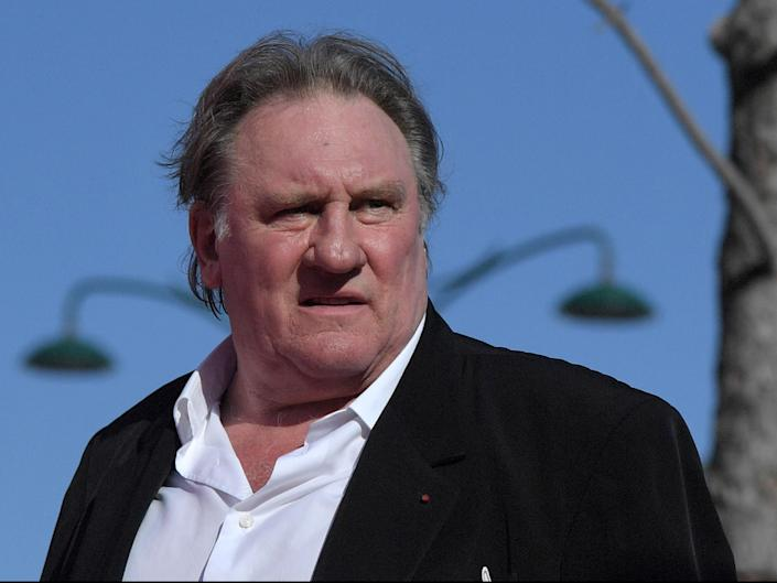 French actor Gerard Depardieu strongly contests rape and sexual assault charges made against him, his lawyer has said (Tiziana Fabi/AFP via Getty Images)