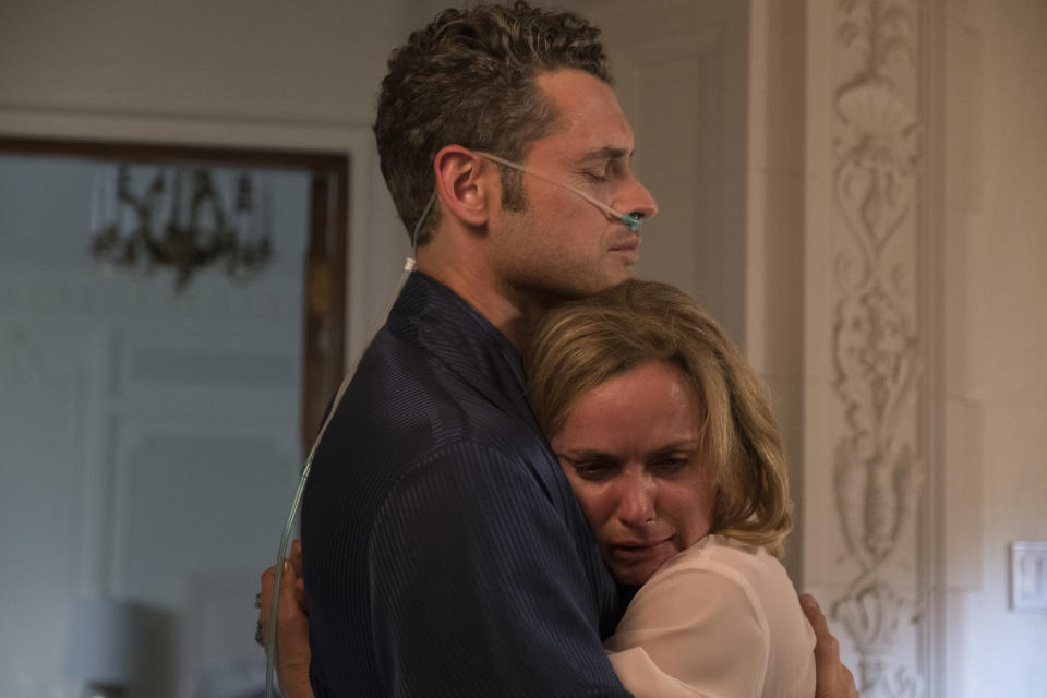 Adan Canto and Radha Mitchell (Brightlights Productions)